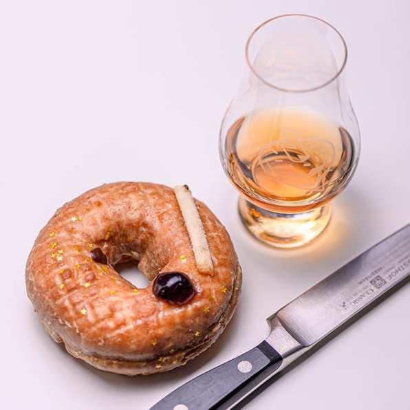 GLENMORANGIE QUINTA RUBAN 14   BOURBON CITRUS TWIST - Whisky And Donuts - WhiskyAndDonuts.com