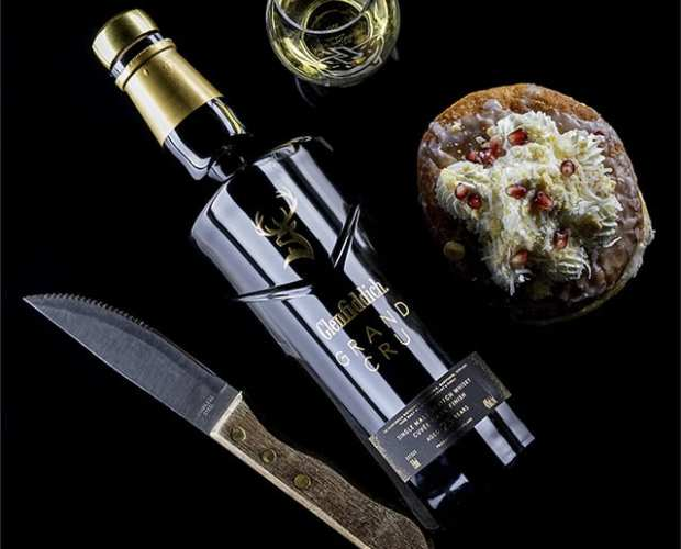 Glenfiddich Grand Cru 23 | Coconut Cream - Whisky And Donut - WhiskyAndDonuts.com