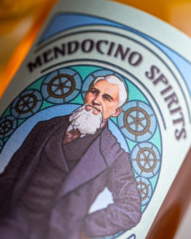 Mendocino Spirit Rye 8YO | Strawberry Fromage - Whisky And Donuts - WhiskyAndDonuts.com