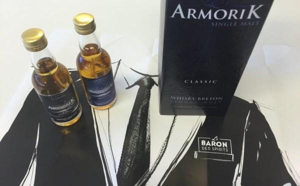 Armorik single malt – the whisky of Brittany