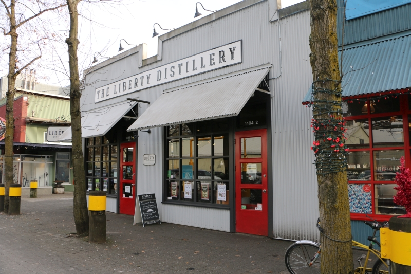 The Liberty Distillery The Craftiest Craft Distillery