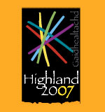Logo Highland 2007 (c) highland2007.com