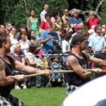 Highland Games in Angelbachtal