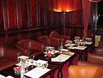 Die Clubsessel der Algonquin-Bar