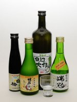 Sake und Shochu vom Sake Kontor Berlin