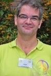 Organisator Teun van Wel