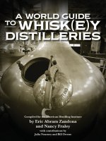 A World Guide to Whiskey Distilleries