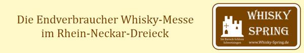 Banner Whisky-Spring