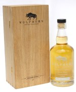 Wolfburn inaugural with box