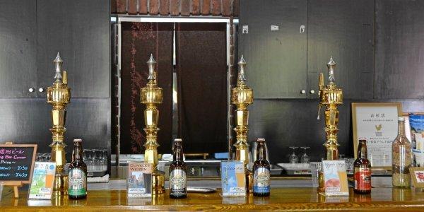 Die Biere von Shinshu Mars