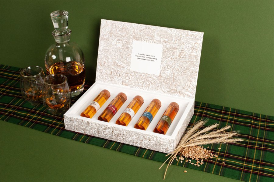 Whisky Tasting Sets