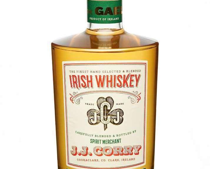J.J. Corry The Gael 2 Irish Whiskey