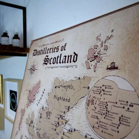Distilleries of Scotland Detail whic