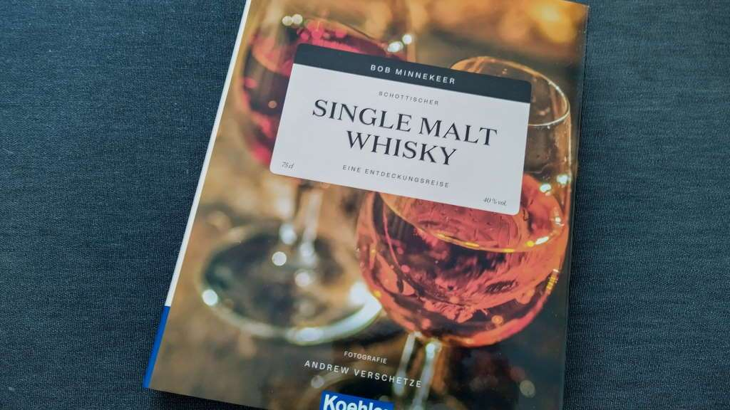 Bob Minnekeer Single Malt Whisky Cover