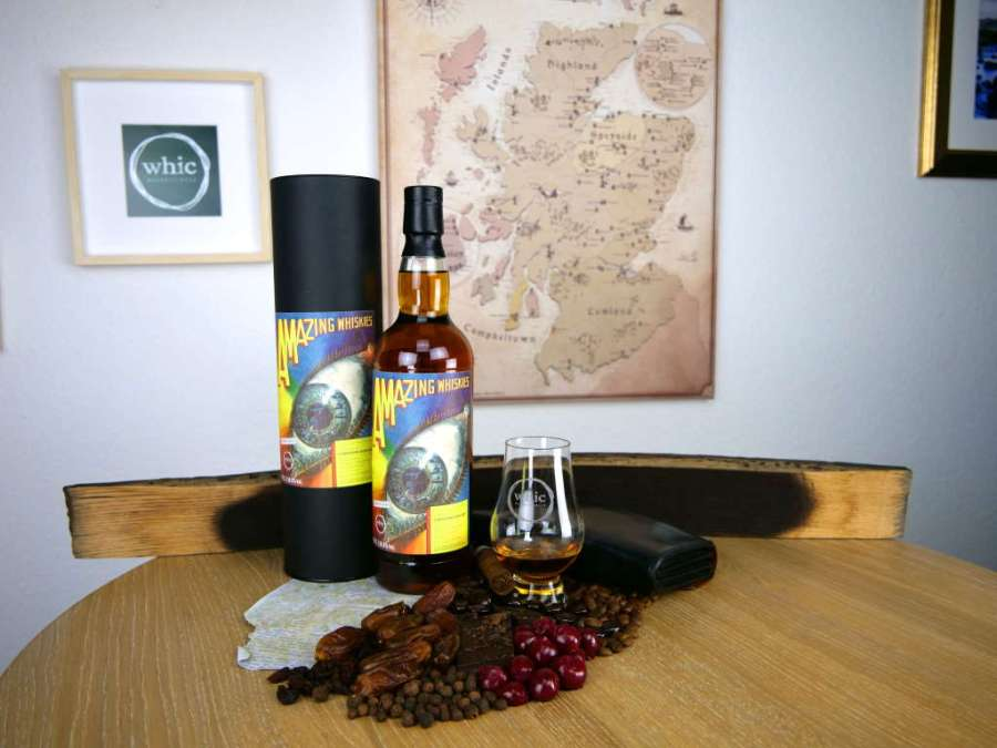 Glenrothes 22 Jahre Amazing Whiskies whic