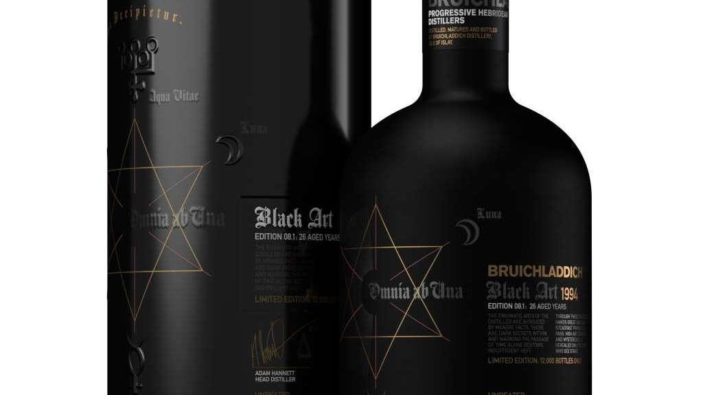 Bruichladdich Black Art 8.1 26YO 1994-2020
