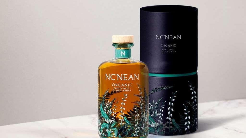 Nc'nean Organic Single Malt Scotch Whisky