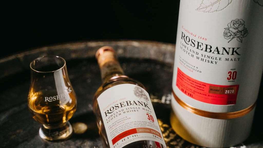 Rosebank 30 Year Old Chapter I