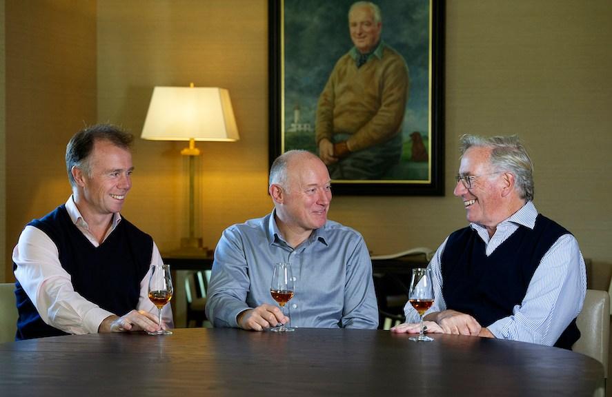Morriscon Scotch Whisky Distllers_Jamie Morrison_Douglas Crawford_Brian Morrison