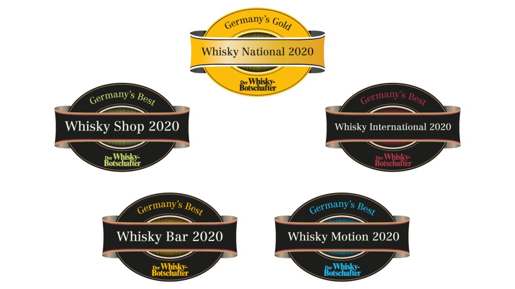 Germanys Best Whisky Award 2020