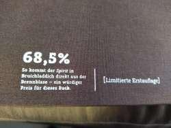 68,5 % = 68,50 €