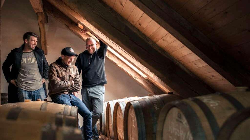 STORCK CLUB Destillerie Gründer Sebastian Brack Bastian Heuser Steffen Lohr