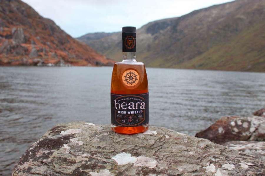 Beara Black Cask Irish Whiskey