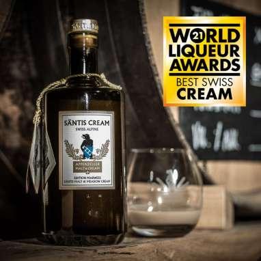 Säntis Cream Edition Marwees
