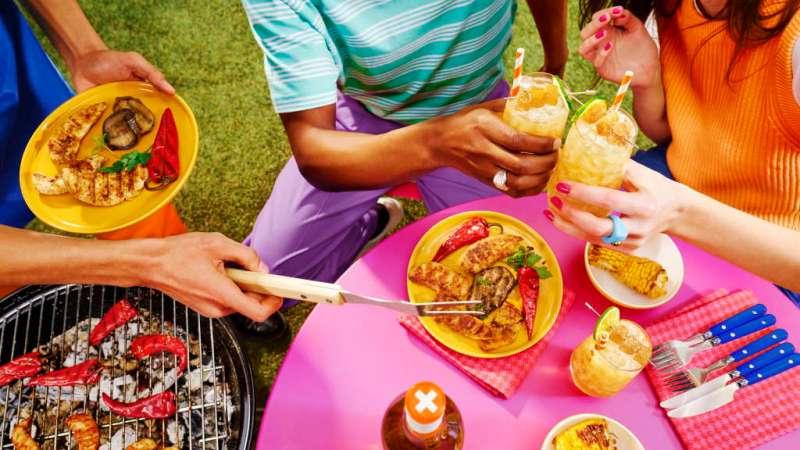 X by Glenmorangie Lifestyle Barbecue