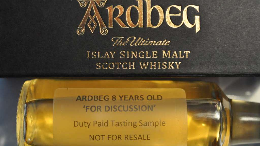 Probe Arbeg 8 Years Old For Discussion