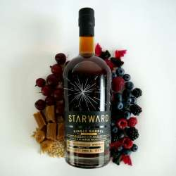 Starward 2016 2021 4 Jahre Red Wine Single Barrel for whic