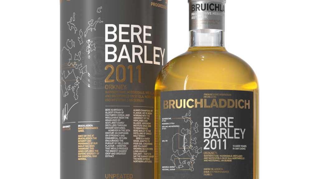 BRU Bere Barley 2011