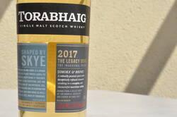 Torabhaig The Legacy Series 2017 Etikett