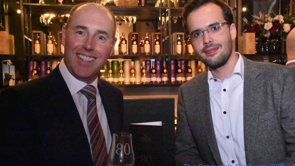 Stephen Rankin und Christoph Kirsch