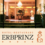 Hotel-Restaurant Erbprinz in Ettlingen