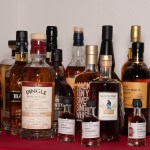 International Whiskytasting - Das Lineup