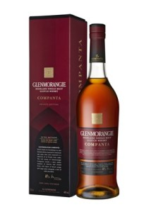 Tasting Glenmorangie Companta
