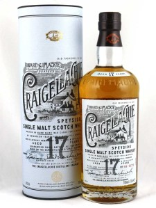 A Dou of new Craigellachie –  13& 17 yo