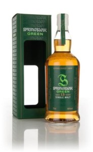 Springbank 13 yo , 'Green'