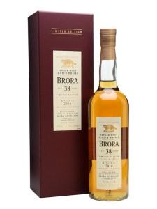 Brora 38 yo  vintage 1977 (Special Release 2016)