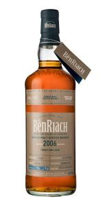Benriach 10 years old (2006)  single cask  #7360 batch 14 (virgin oak)
