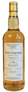 Port Charlotte 2003  14 yo Whiskybroker bottling  Cask  #857  (Sweden)