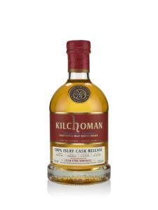 Kilchoman 100% Islay cask release  cask # 84/2008(exclusive to LFW)