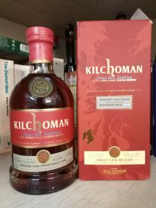 Kilchoman 2012/2019 Single Cask #180 Madeira finish (HolyDram IL)