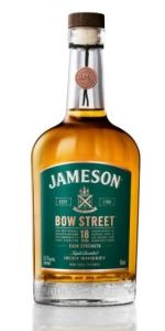 Jameson 18  Bow street Irish whiskey Batch #2