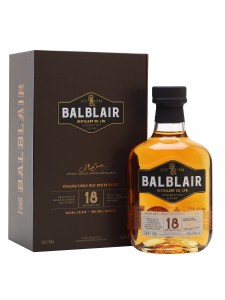 The new Balblair 17 & 18 yo