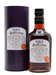 Ballechin 2003, 15 yo Sherry Cask {for TWE}