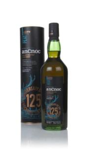 anCnoc 'Peat' 40 ppm 125th anniversary edition