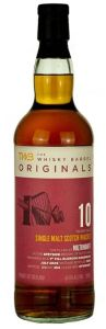 Miltonduff 10 Year Old 2009 (TWB Originals)