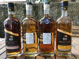 Four Milk & Honey single casks